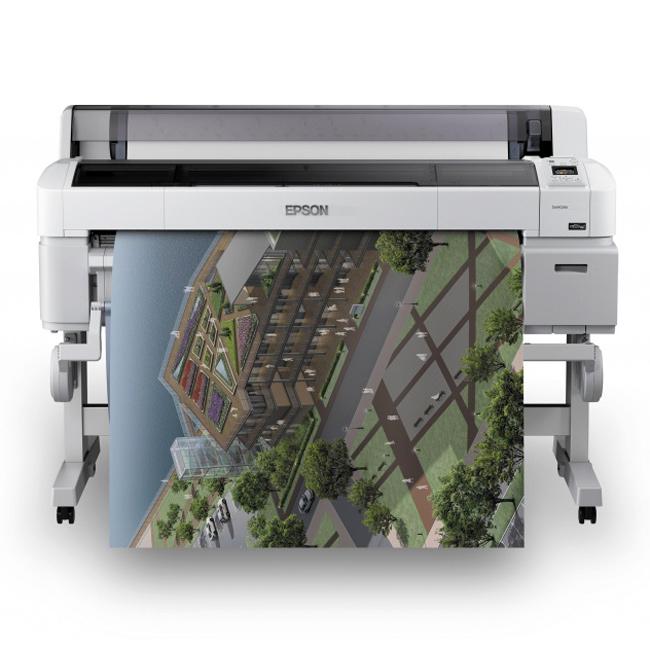Широкоформатный принтер EPSON SureColor SC-T7000