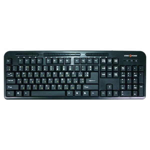 Клавіатура LOGICPOWER LP-KB 038 (LP2729)