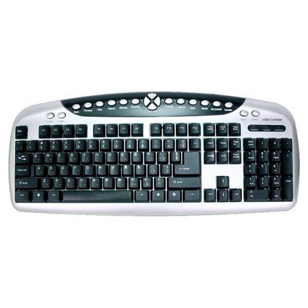 Клавіатура LOGICPOWER LP-KB 043 (LP2734)