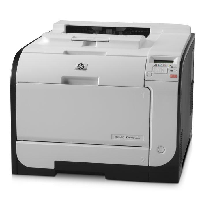 Принтер HP Color LaserJet Pro 400 M451nw