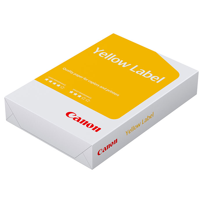 Папір CANON Yellow Label A4 80г/м² 500л (5897A022)