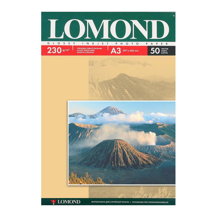 Фотобумага LOMOND A3 0102025