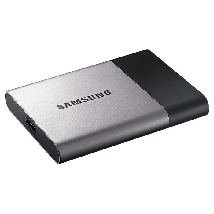 Портативный SSD SAMSUNG T3 1TB (MU-PT1T0B/WW)