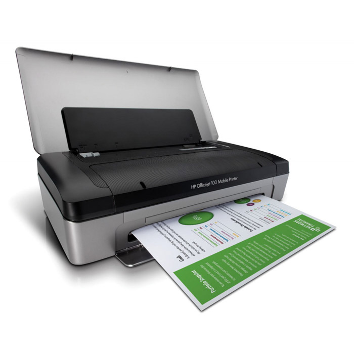 Принтер HP OfficeJet 100 mobile BT
