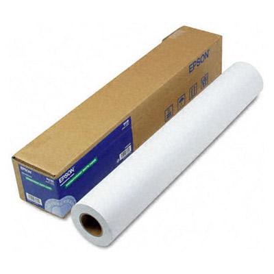 """Папір для плотерів EPSON PremierArt Water Resistant Canvas 42""""x13м 350г/м² (C13S041848)"""