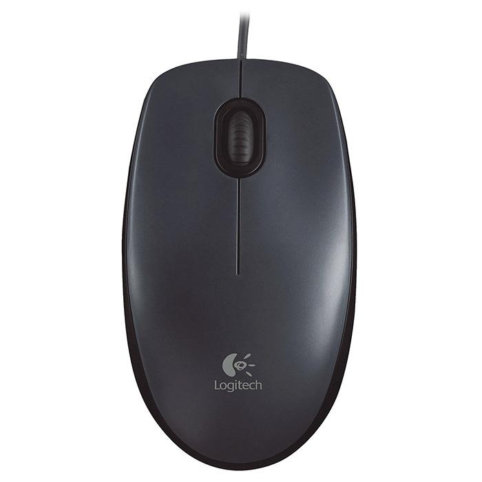Мышь LOGITECH M100 (910-005003)
