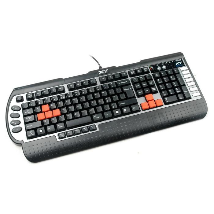 Клавіатура A4TECH X7-G800MU