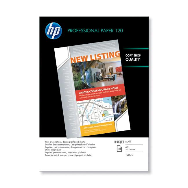 Бумага HP Professional A3 Q6594A