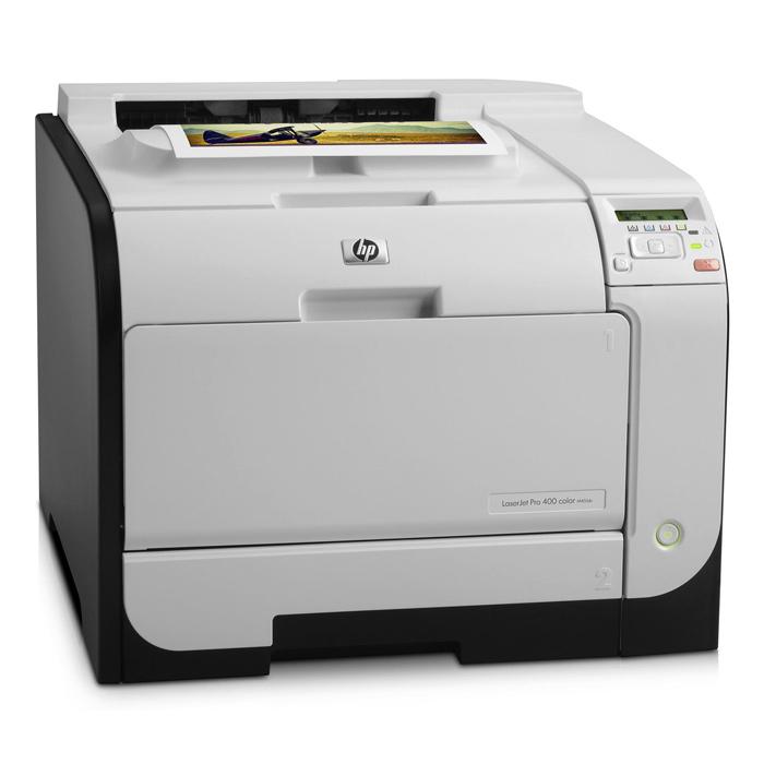 Принтер HP Color LaserJet Pro 400 M451dn