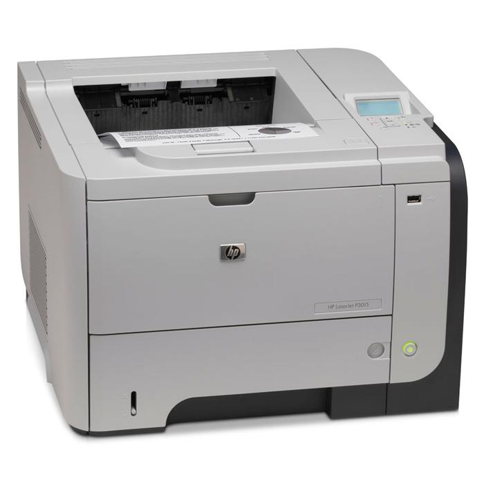 Принтер А4 ч/б НР LaserJet P3015