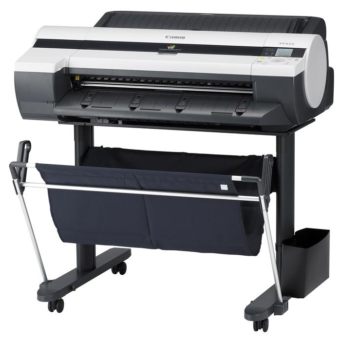 Широкоформатный принтер CANON imagePROGRAF iPF605