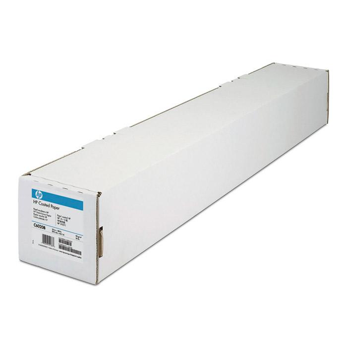 Папір для плотерів HP Coated 90г/м² (C6019B)