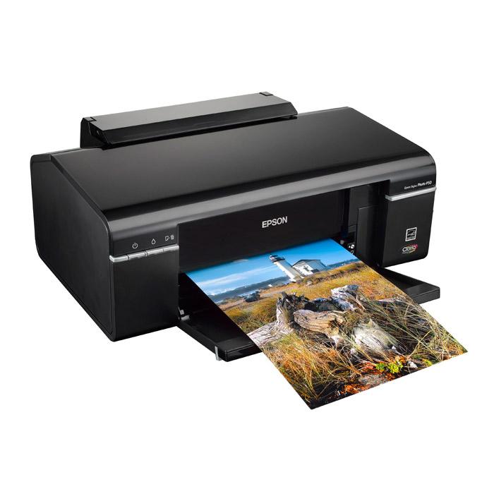Принтер EPSON Stylus Photo P50 (C11CA45341)