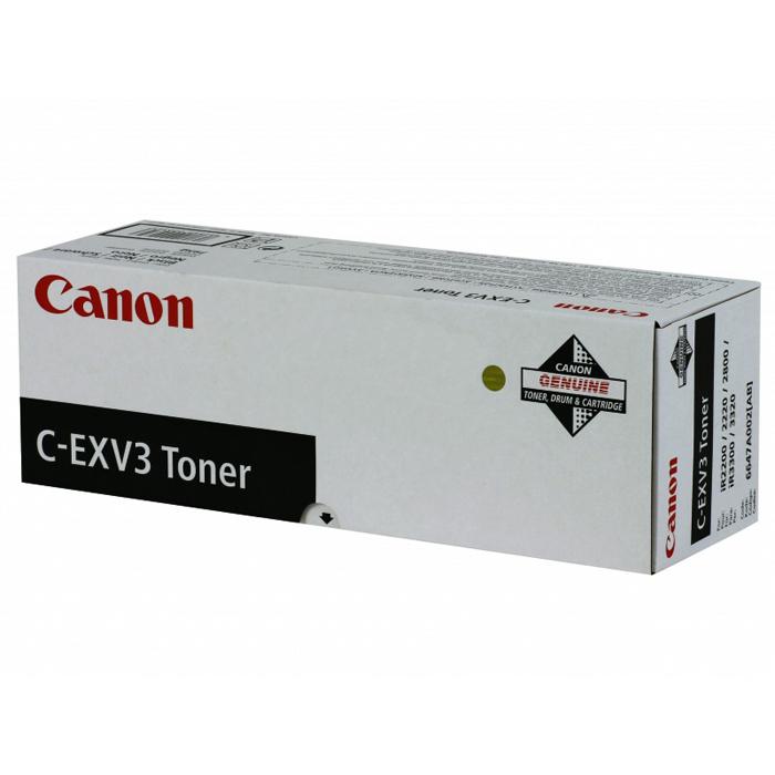 Тонер-картридж CANON C-EXV30 Yellow (2803B002)