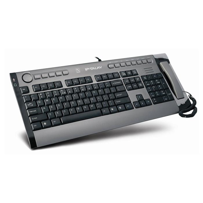 Клавіатура A4TECH KIP-800-R IP-Talky