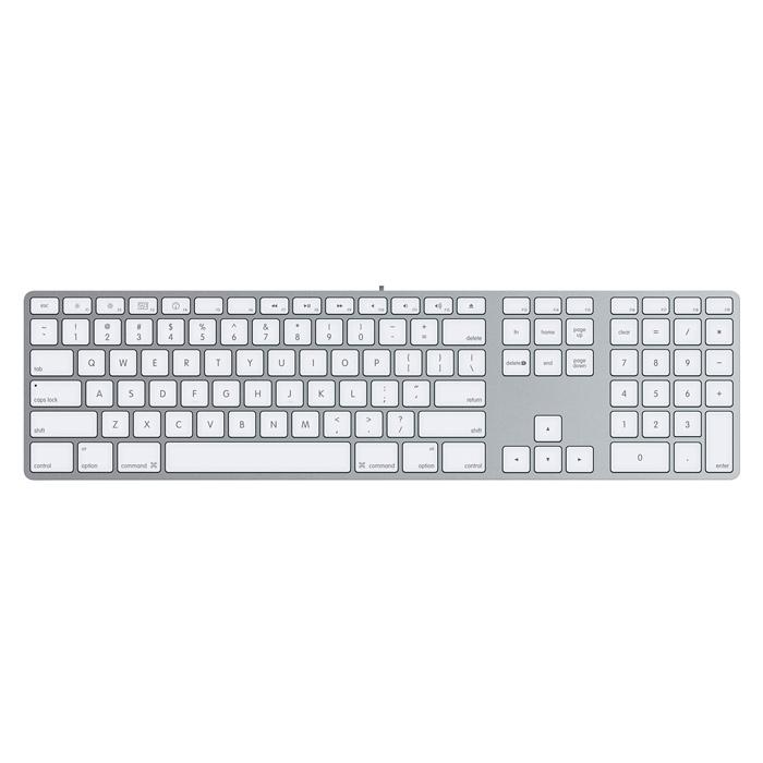 Клавіатура APPLE Keyboard (MB110RS/B)