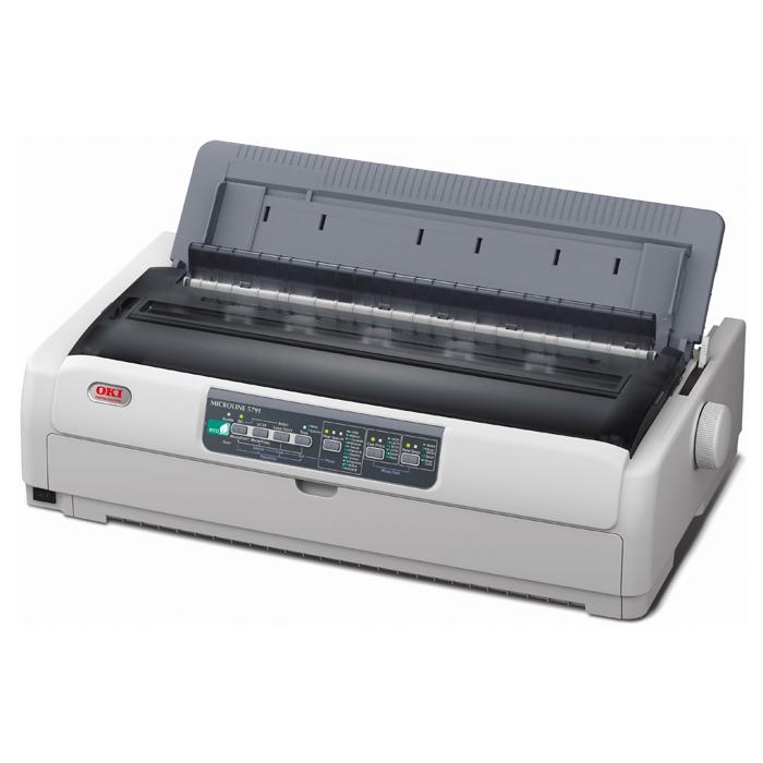 Принтер OKI Microline ML5791-EURO White (44210205)