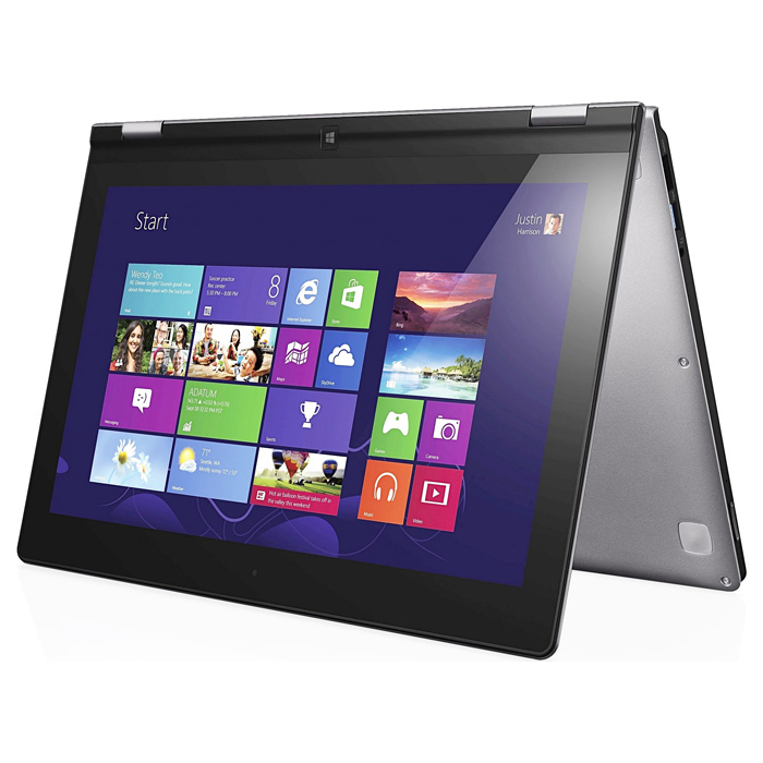 Ноутбук LENOVO IdeaPad Yoga 13 Grey (59-365082)