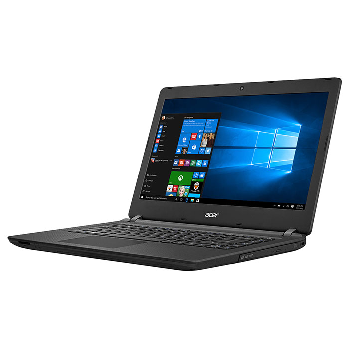 Ноутбук ACER Aspire ES1-432-P8R3 Black (NX.GFSEU.008)