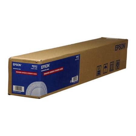 """Папір для плотерів EPSON Water Resistant Matte Canvas 17""""x12.2м 375г/м² (C13S042013)"""