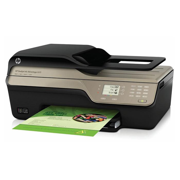 МФУ A4 цв. HP DeskJet Ink Advantage 4615