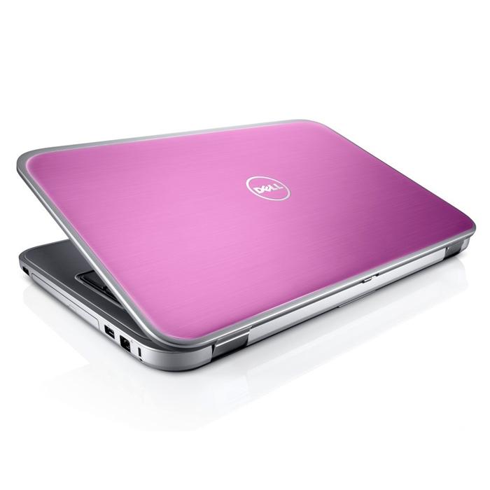Ноутбук DELL Inspiron N5520 15.6''/i3-2370M/4GB/500GB/DRW/IntelHD/BT/WF/Linux Pink