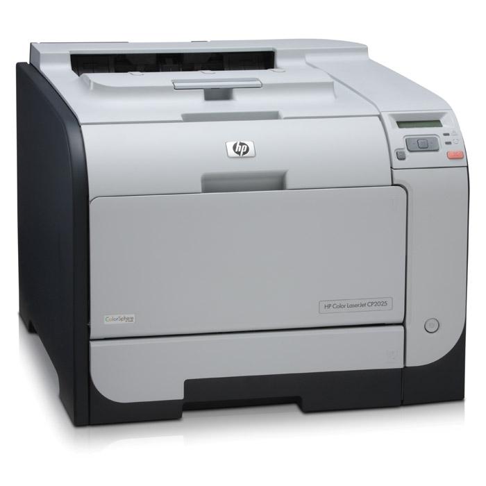 Принтер A4 цв. HP Color LaserJet CP2025n (Принтер без кабеля, документации и картриджей)