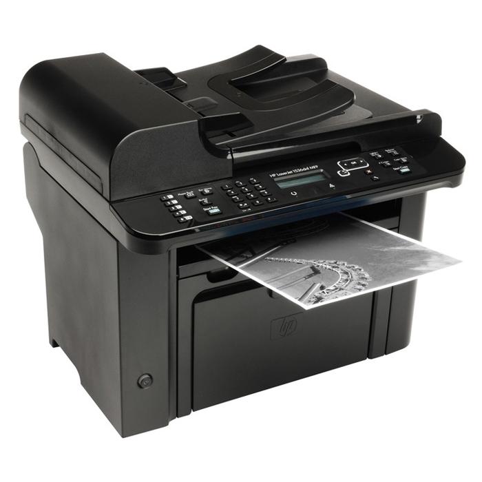 МФУ HP LaserJet Pro M1536dnf (CE538A)