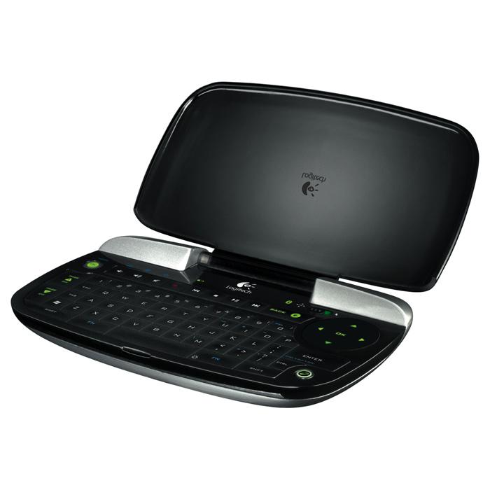 Клавіатура бездротова LOGITECH diNovo Mini (920-000589)