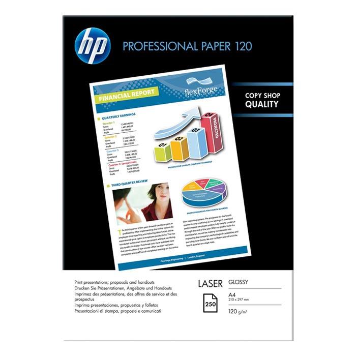 Папір HP Professional A4 120г/м² 250л (CG964A)