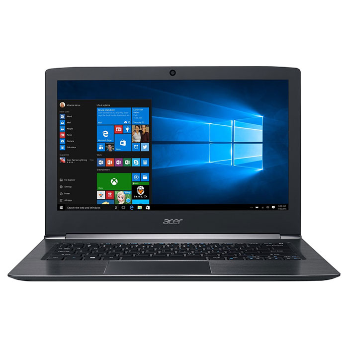 Ноутбук ACER Aspire S5-371-3590 Black (NX.GHXEU.005)