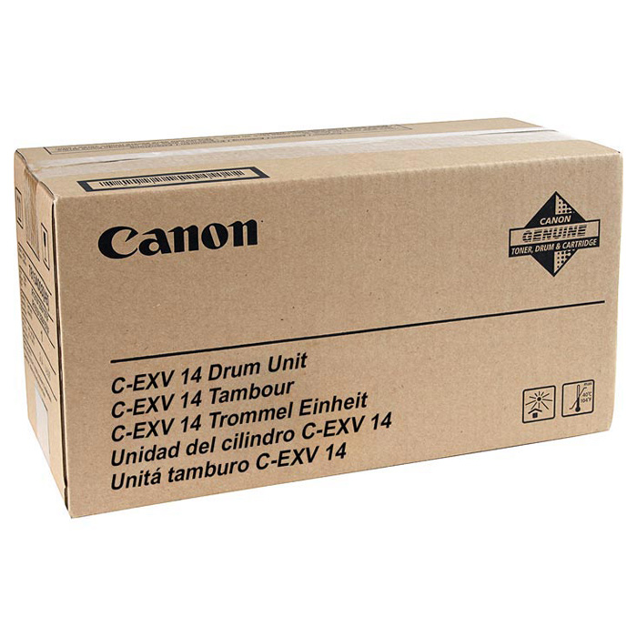 Фотобарабан CANON C-EXV14 Black (0385B002)