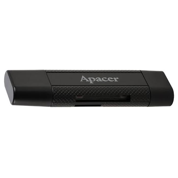 Кардридер APACER AM702 Black (APAM702B-1)