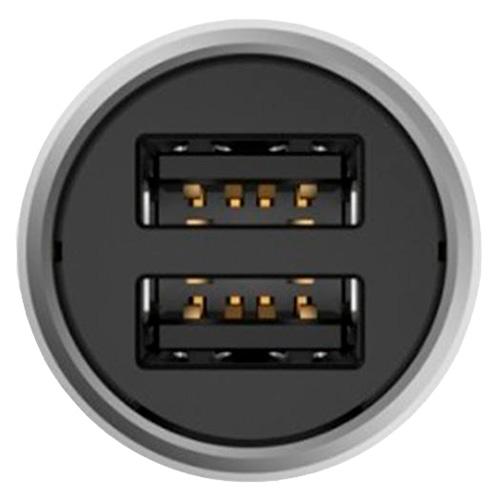 Автомобильное зарядное устройство XIAOMI Mi QC 3.0 Silver (XMDUCCQC30)