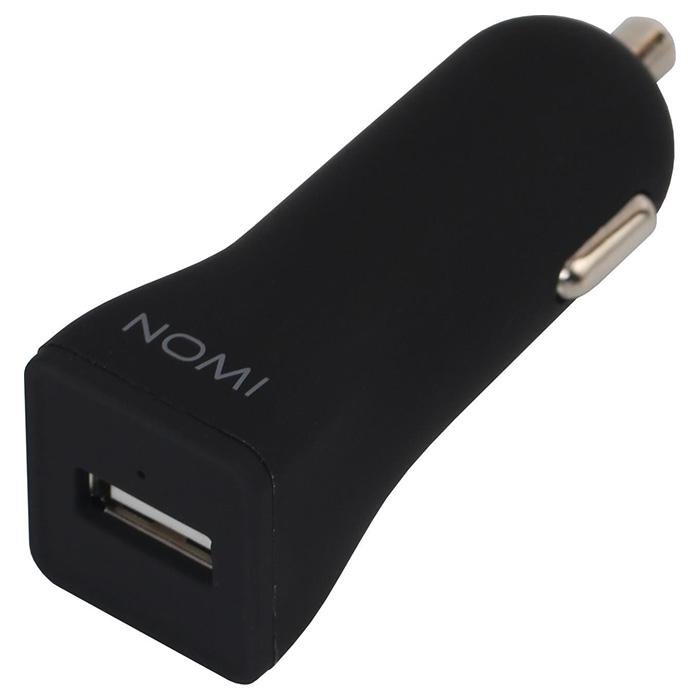 Автомобильное зарядное устройство NOMI CC02111 Black (227749)