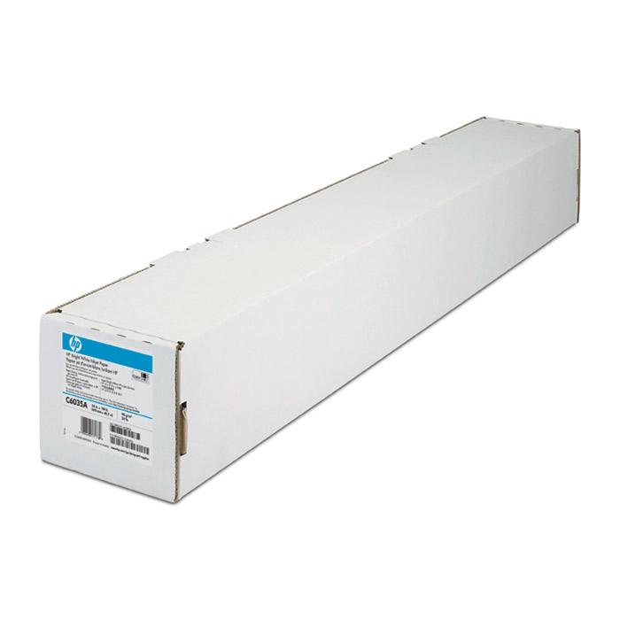 Папір для плотерів HP Bright White 90г/м² (C6035A)