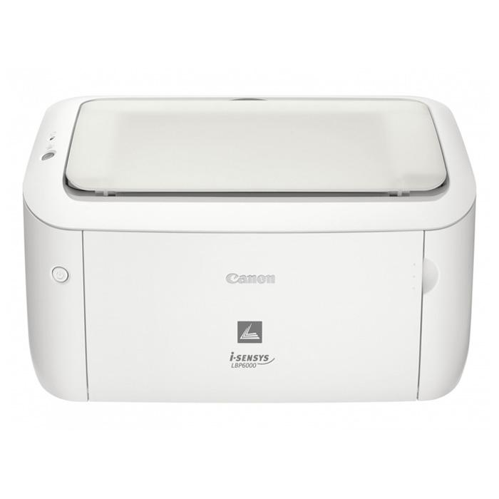 Принтер A4 ч/б CANON i-SENSYS LBP-6000 White