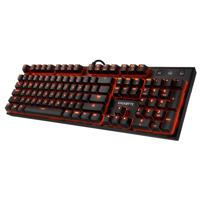 Клавіатура GIGABYTE Force K85