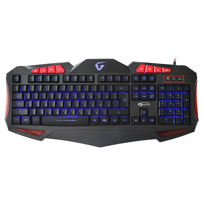 Клавіатура GEMIX W-220