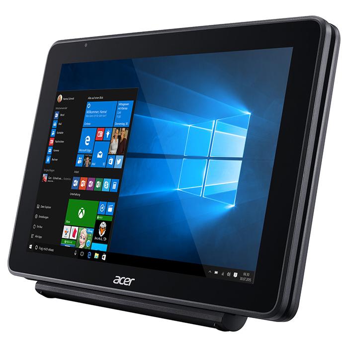 Ноутбук ACER One 10 S1003-11VQ Shale Black (NT.LCQEU.003)