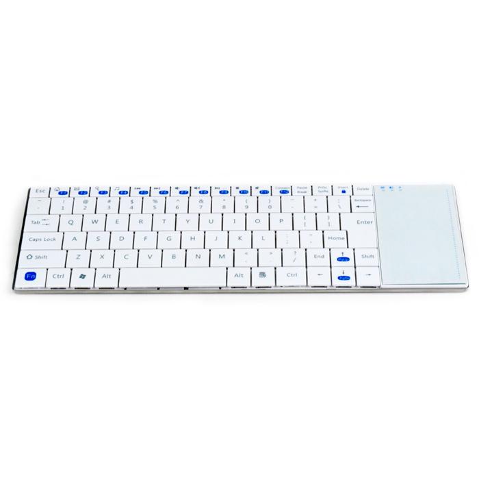 Клавіатура бездротова GEMBIRD Phoenix KB-P4-W-UA White