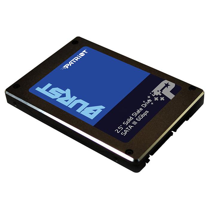 "SSD PATRIOT Burst 120GB 2.5"" SATA (PBU120GS25SSDR)"