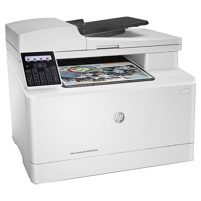 БФП HP Color LaserJet Pro M181fw (T6B71A)
