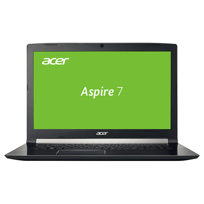 Ноутбук ACER Aspire 7 A717-71G-70UY Black (NX.GPFEU.021)