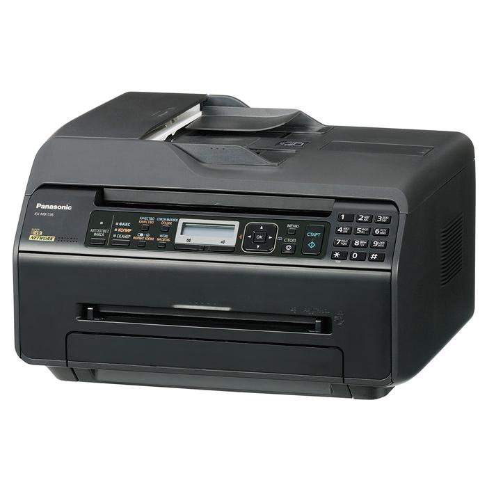 МФУ PANASONIC KX-MB1536 (KX-MB1536RUB)