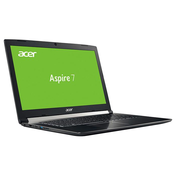 Ноутбук ACER Aspire 7 A717-71G-51F9 Black (NX.GPFEU.015)
