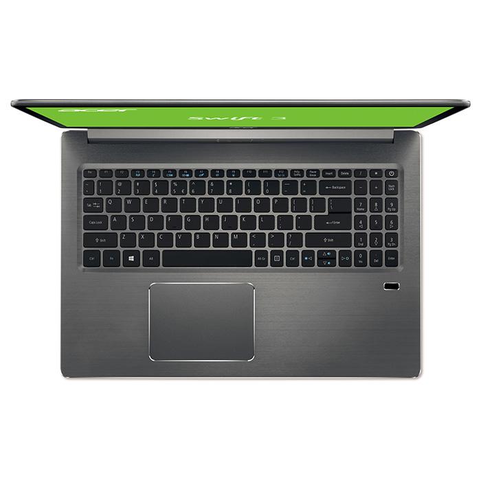 Ноутбук ACER Swift 3 SF315-51G Steel Gray (NX.GSJEU.004)
