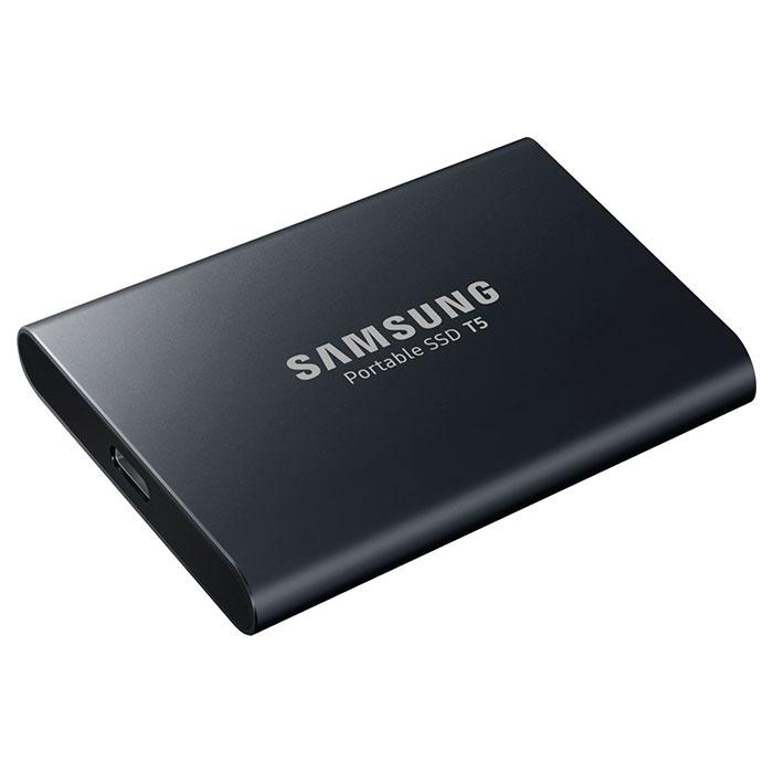 Портативный SSD SAMSUNG T5 1TB Black (MU-PA1T0B/WW)
