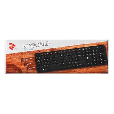 Клавіатура 2E KS 107 Slim (2E-KS107UB)