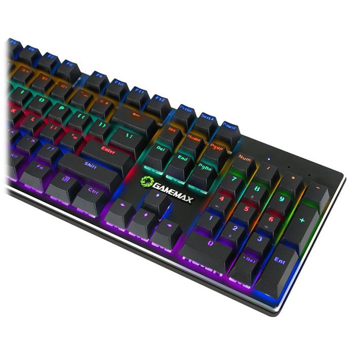 Клавіатура GAMEMAX K901